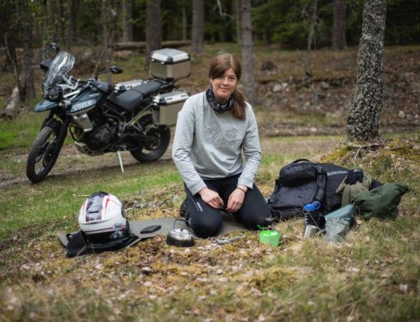 Wilda Nilsson outdoor jack wolfskin Triumph Tiger