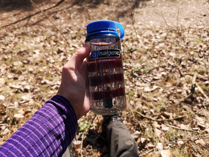Nalgene bottle 0,5 litres