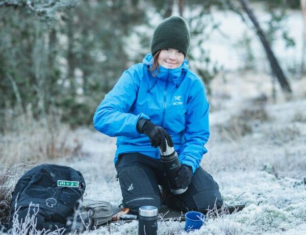 Julklappstips för friluftsliv från Wilda Nilsson
