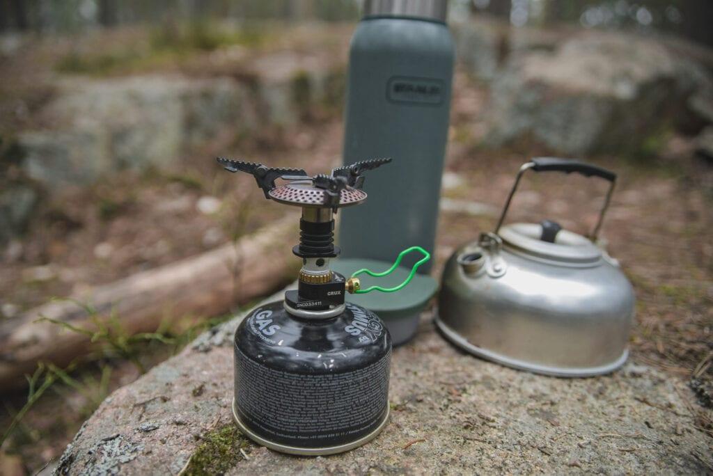 Julklappstips för friluftsliv: Optimus Crux Lite stormkök