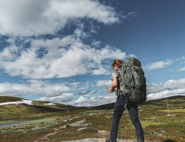 Fjällsäkerhet på fjällvandring: 12 tips till nybörjare inom vandring