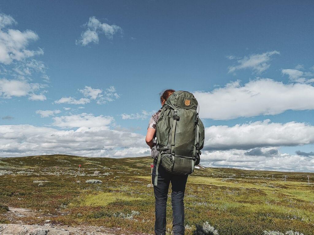 Fjällvandring träningsprogram för dig som vill vandra