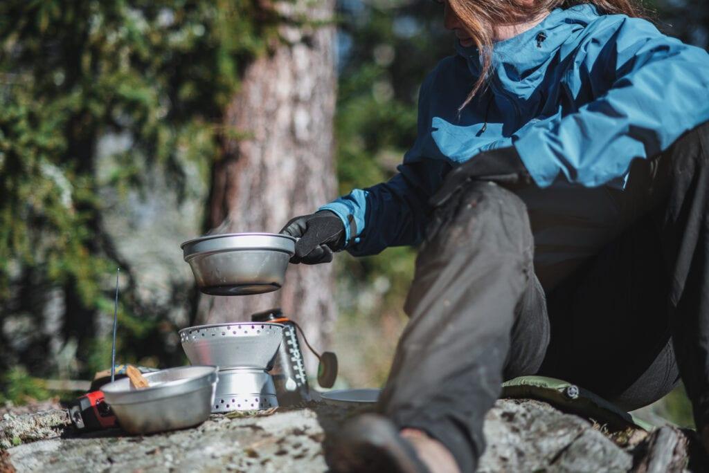 Kokkaffe från Outdoorfika