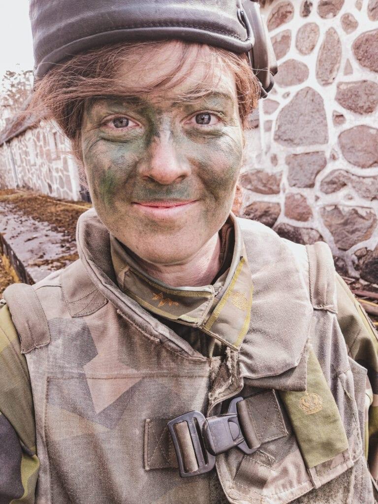 Wilda Nilsson Försvarsmakten