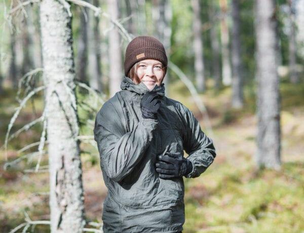 Wilda Nilsson kläder för friluftsliv