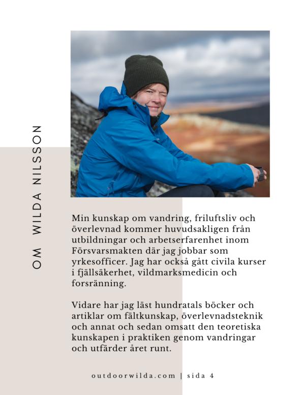 Presentation av Wilda Nilsson del 1 ur boken