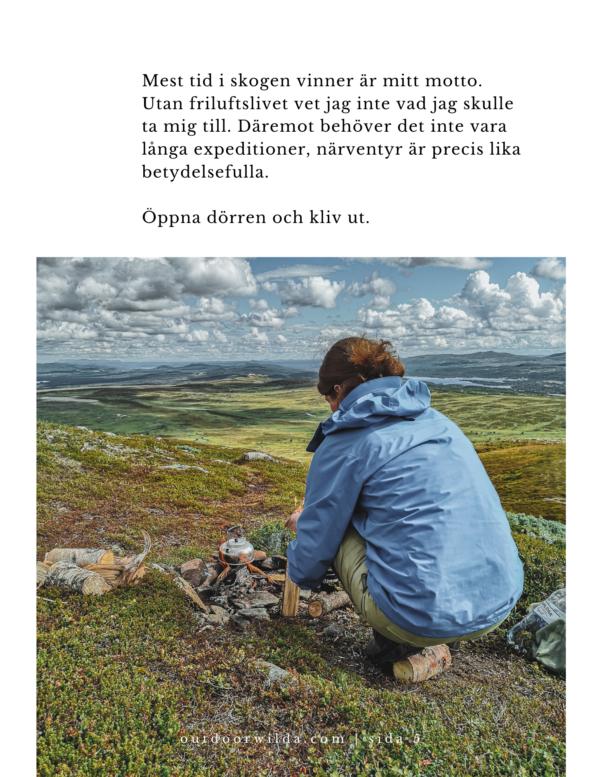 Presentation av Wilda Nilsson del 2 ur boken