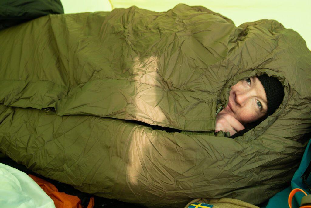 Sovsäck från Carinthia